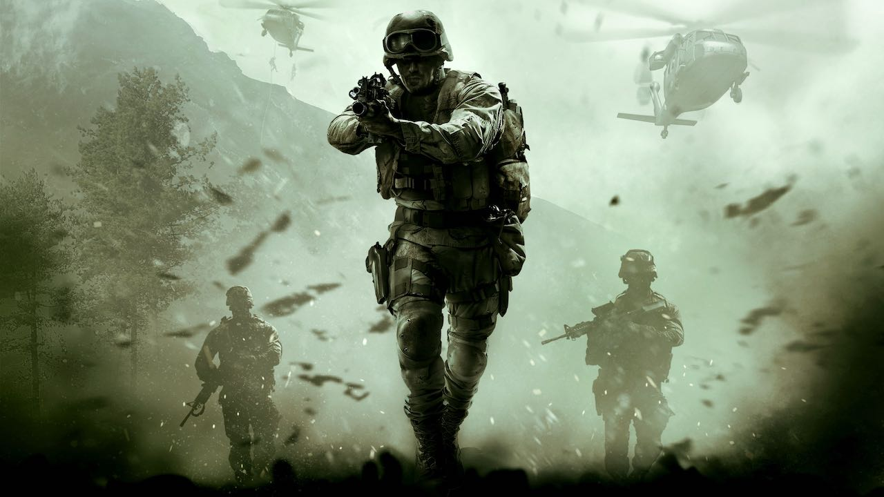 Here's What Surprise Infinity Ward Had in Store Prior to Call of Duty 4: Modern Warfare Development