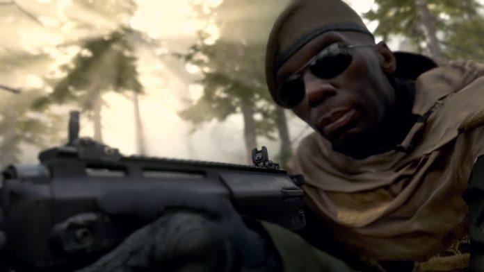 Modern Warfare Gunfight 2v2 Alpha