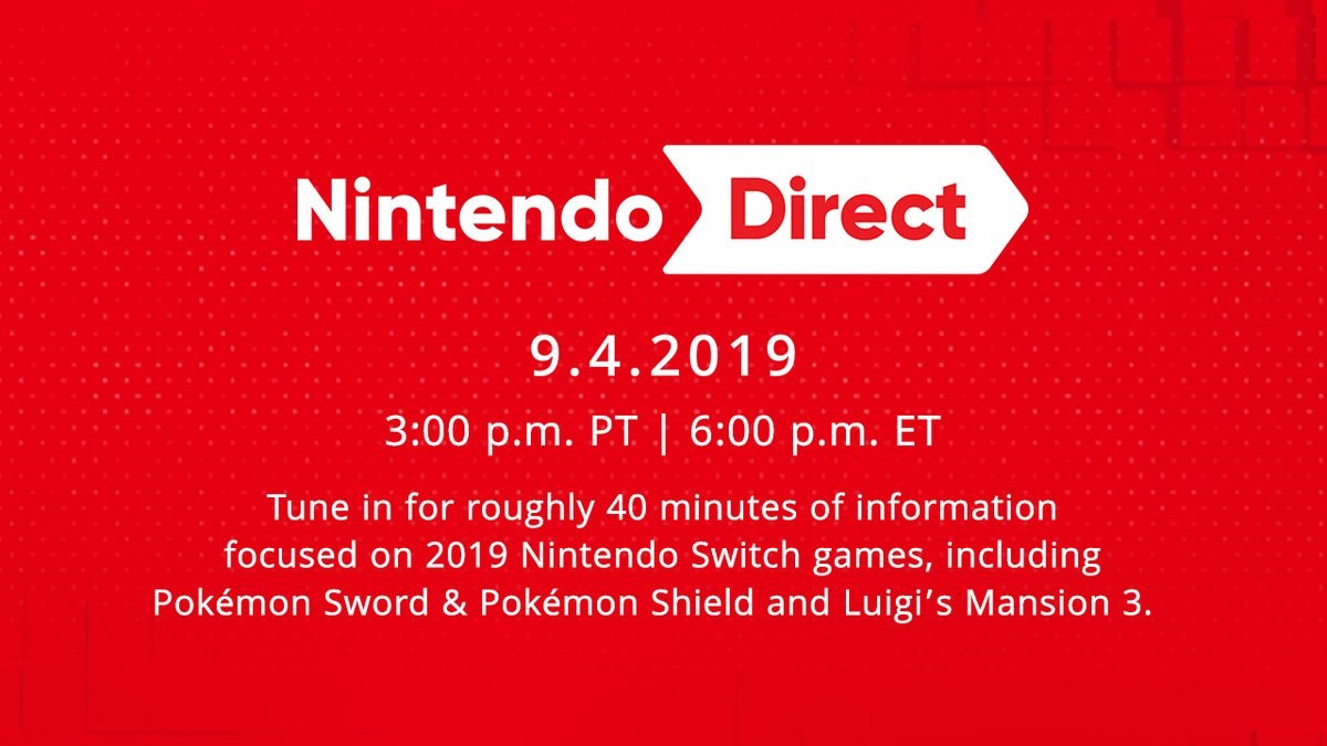 How to Watch Nintendo Direct Livestream on September 4, 2019