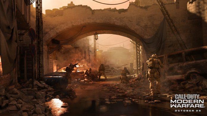 Modern Warfare Campaign