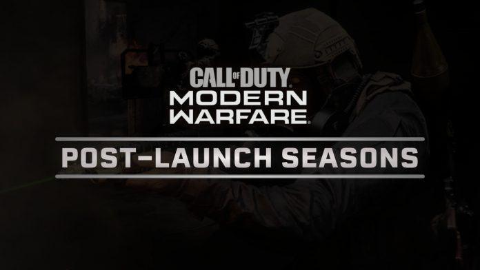 Modern Warfare Seasons Leaked
