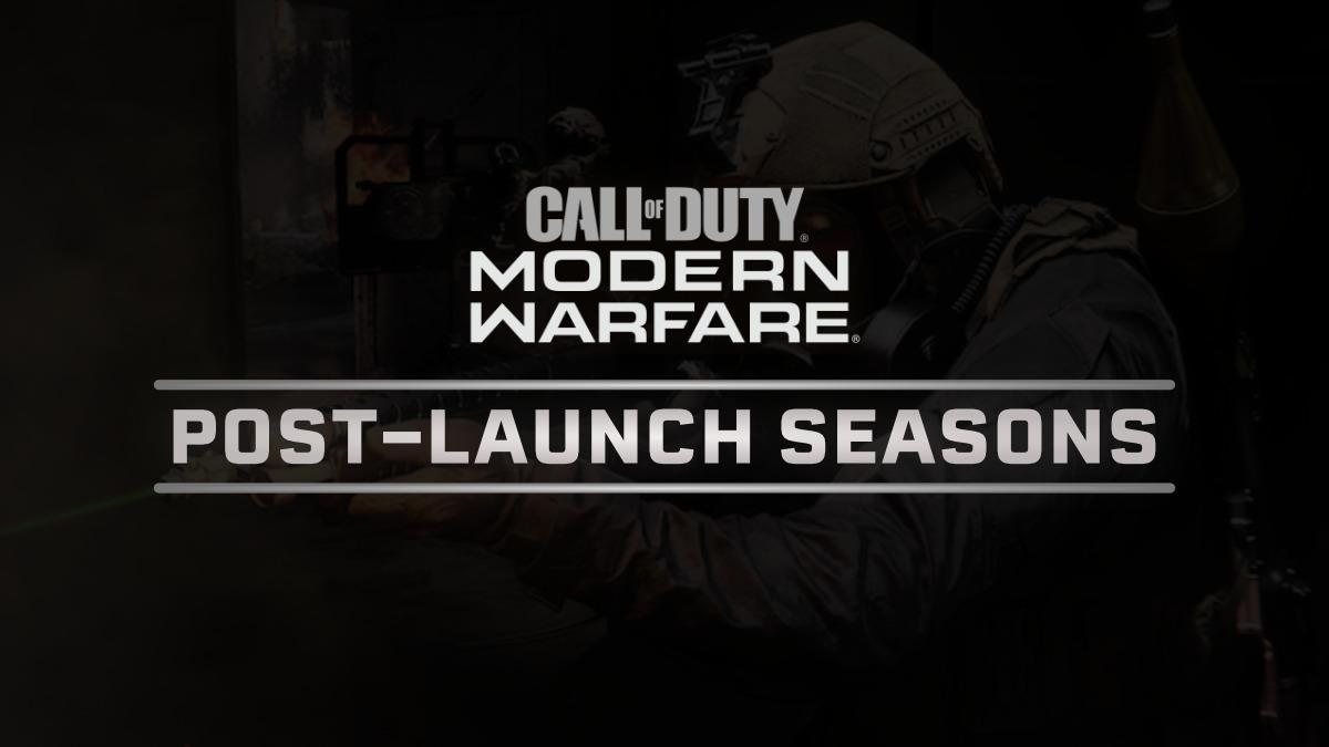 Modern Warfare Seasons Leaked