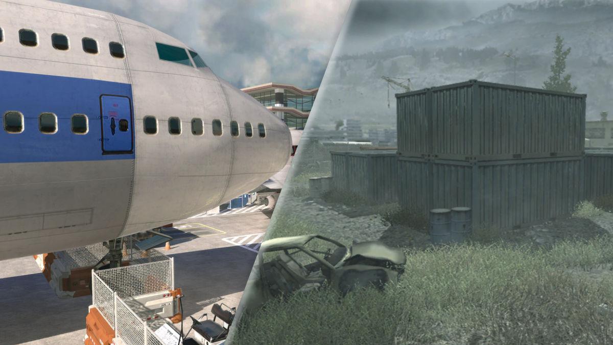 Modern Warfare Shipment and Terminal - Maps Leaked