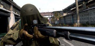 Modern Warfare Stim Shot Easter Egg