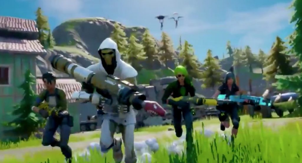 Fortnite Chapter 2 Battle Pass Skins