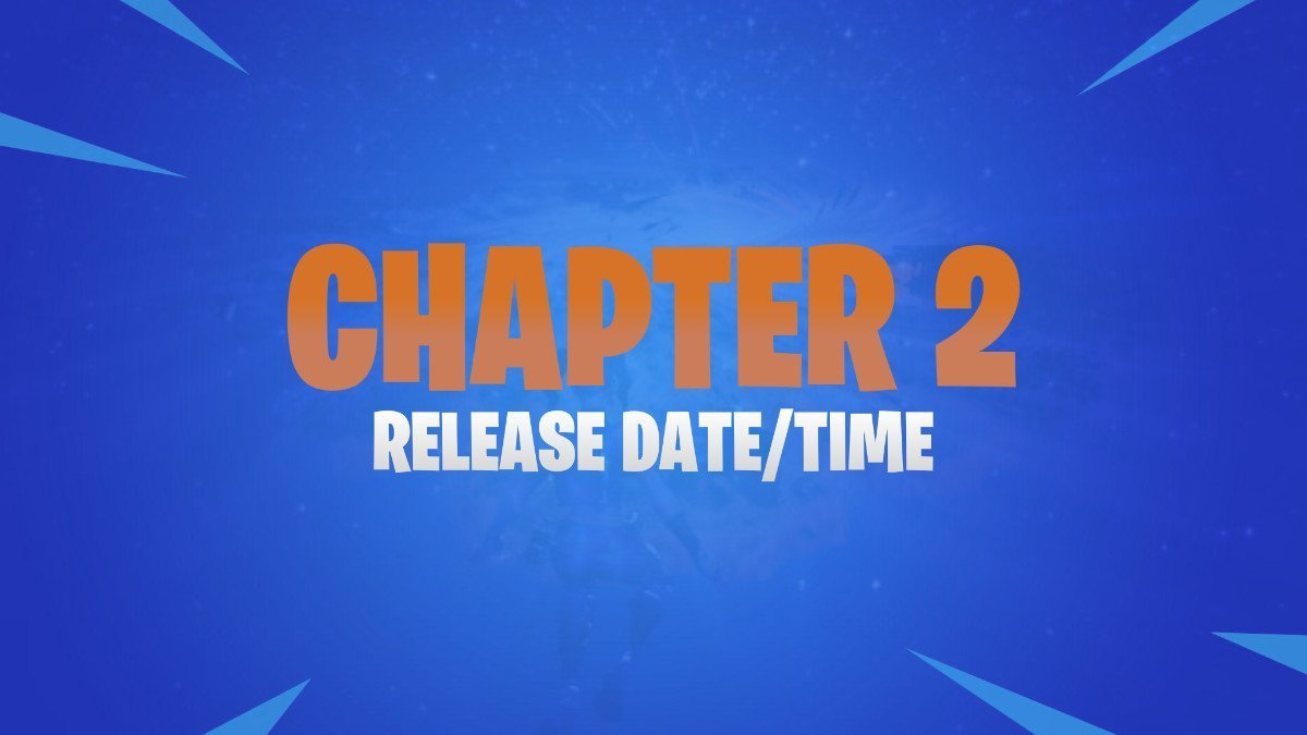 Fortnite Chapter 2, Season 1 Release Date & Time Potentially Teased