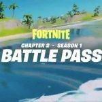 Fortnite Chapter 2, Season 1 Battle Pass Trailer