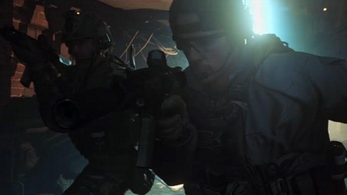 Modern Warfare Weapons