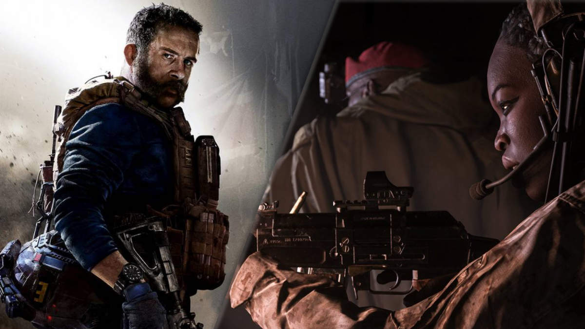 UK: Modern Warfare Was The Best Selling Game This Week